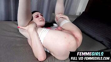 Alice Crystal Dresses For Big Hard Cock